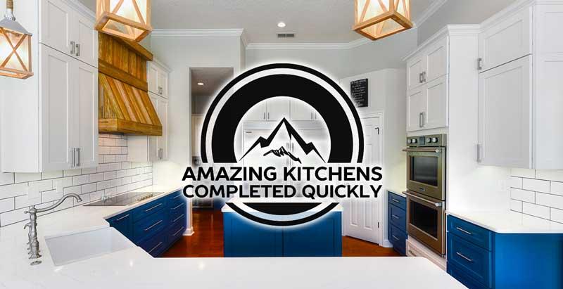 Jacksonville Kitchen Remodel Cabinets
